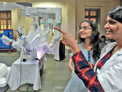 Mumbai: BMC hospitals may get surgical robot