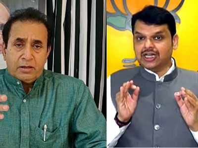 CM Thackeray's silence is disturbing, says Fadnavis as Anil Deshmukh resigns as Home Minister