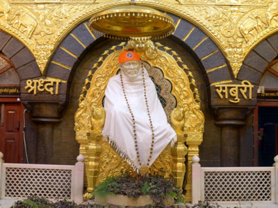Claiming Sai Baba was first spotted in Aurangabad's Dhoopkheda, villagers seek funds