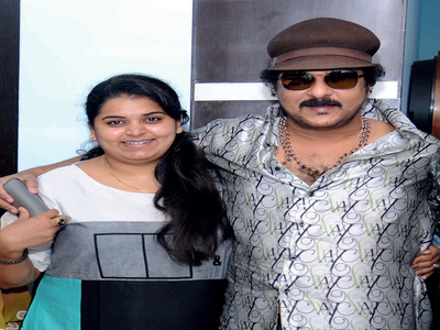 Ravichandran wrote, composed for the special song for daughter whose wedding is on May 29
