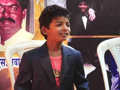 Sunny Pawar bags Best Child Actor award at New York Indian Film Festival for Chippa