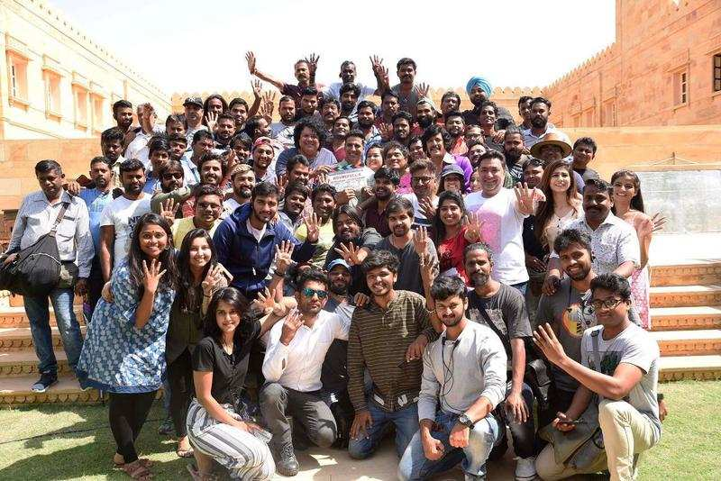 Akshay Kumar along with team wraps up Houseful 4