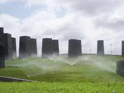 Hyderabad International airport launches cloud based irrigation system to save water