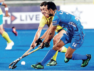 India avenge defeat, beat Aussies in shootout in the 2nd leg