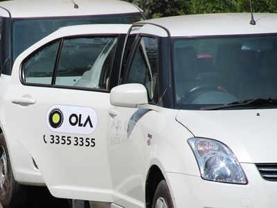 Ola driver hurls abuses at actor