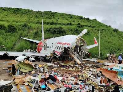 Air India plane mishap: Death toll rises to 18, several hospitalised; Hardeep Singh Puri visits airport