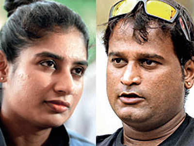 Spat report on Mithali, Powar submitted to Rai
