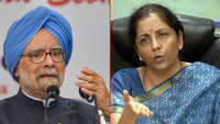 Manmohan Singh hits back after FM Sitharaman's charge