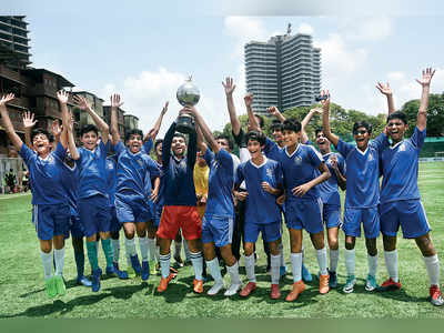 Dhirubhai Ambani International School beats Hiranandani Foundation School in MSSA U-16 Division III final