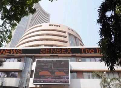 Sensex dives 349 points on US election concerns