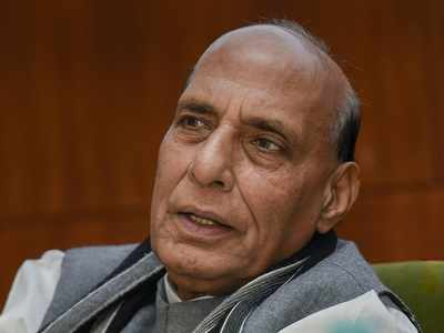 West Bengal developments unfortunate; indicate constitutional breakdown: Rajnath Singh