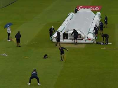 England vs West Indies 1st Test: After 117 days, cricket's return delayed by rain
