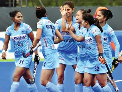Hockey: Indian women hold Korea to a draw