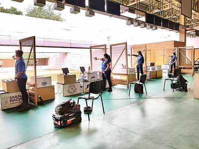 After smooth first phase, shooting camp to resume post Diwali break