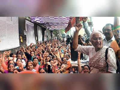 Medha Patkar gives CM 10 days to respond to Mahul residents