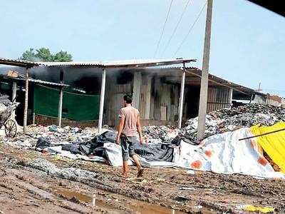 Pune-Solapur highway villages choke on fumes