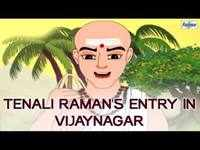 Kids Story | Nursery Rhymes & Baby Songs - 'Tenali Raman's Entry In Vijaynagar' - Kids Nursery Stories In English