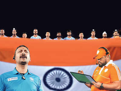 Coach Harendra Singh confident of India's performance in quarter-finals against Netherlands