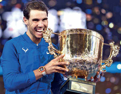 IT'S THE YEAR OF RAFA