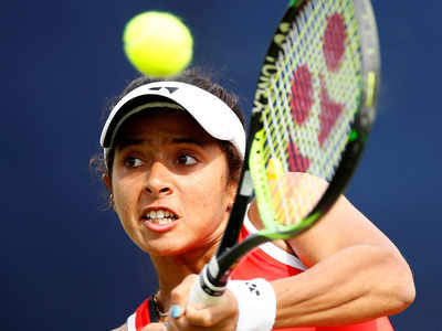 Take practice session as if it is a match: Ankita Raina