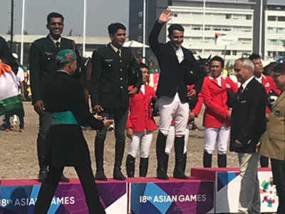 Asian Games: Fouaad Mirza gives India individual equestrian silver in Asiad after 36 years