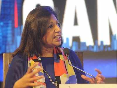 'I have added to COVID count': Kiran Mazumdar Shaw tests positive for coronavirus