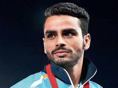 Asiad champ Arpinder Singh wins triple jump gold