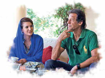 Exclusive Interview: Reham Khan on ex-husband Imran Khan's secret drug use and why she chose to release her explosive autobiography before the elections in Pakistan