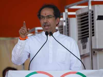 Uddhav Thackeray: Will fulfil Shiv Sena Chief Minister's vow to Balasaheb