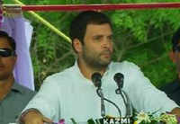 Rahul Gandhi hopes to make Amethi 'agricultural hub'