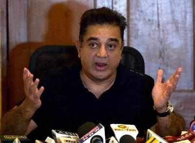 'Rationalist' Kamal Haasan says no alliance with Rajinikanth if saffron remains in his politics