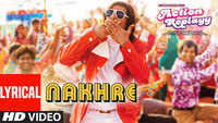 Action  Replay | Song - Nakhre (Lyrical)