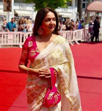 Cannes 2018: Masaba Mantena styles mom Neena Gupta for her appearance at the French Riviera