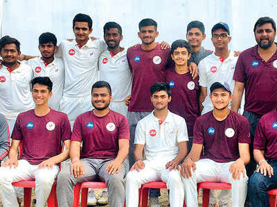 Gujarat colts beat Mumbai