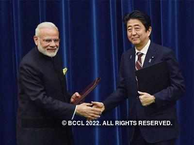 India Inc, government officials, bureaucrats at Gandhinagar's Mahatma Mandir for Indo-Japan business Summit