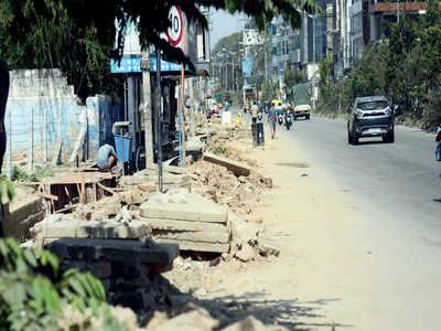 Residents fume as Koramangala slowly turns into a dust bowl