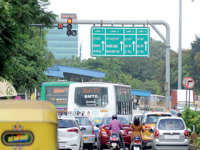 Electronic City signals run on Google