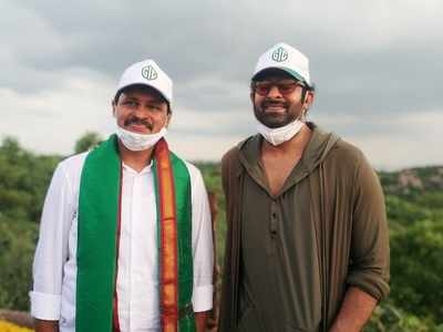 Baahubali's Prabhas adopts reserve forest near Hyderabad