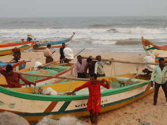 Cyclonic storm threat: AP on alert; NDRF deployed, relief camps opened