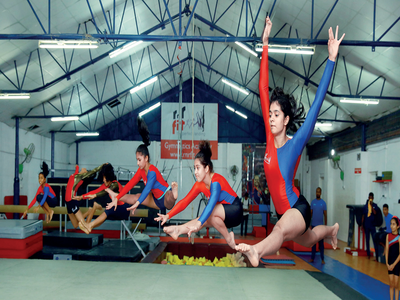 Young Bengalureans are now switching to this new sport in their lives — gymnastics