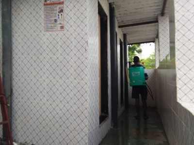 834 Santhas keep slums clean under 'Swachha Mumbai Prabodhan Abhiyan'