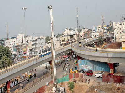 Jayadeva flyover demolition to begin on Thursday