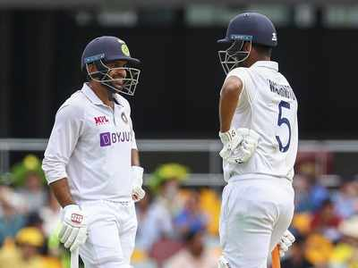 Ind vs Aus 4th Test Day 3 : Virat Kohli lauds 'outstanding application and belief' shown by Washington Sundar, Shardul Thakur