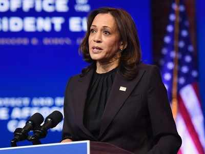 Will get COVID-19 under control by listening to experts, says Kamala Harris