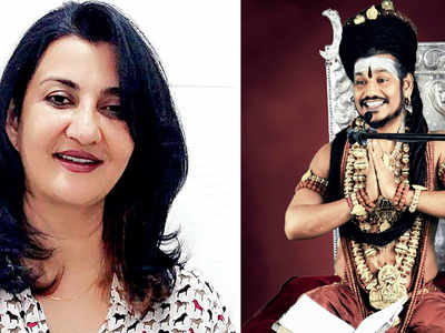 Education dept to raise Nithyananda case with CBSE