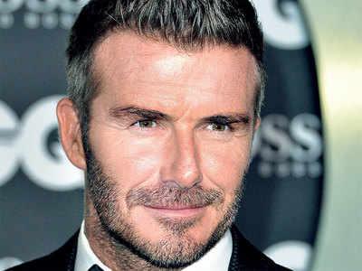 Hard work and not just talent matters: Beckham