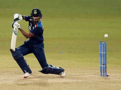 India vs Sri Lanka Highlights, 1st ODI: Shikhar Dhawan, Ishan Kishan star in India's seven-wicket win
