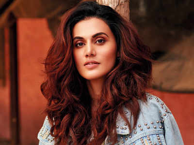 First day, first shot: Taapsee Pannu's Bollywood transition with three musketeers