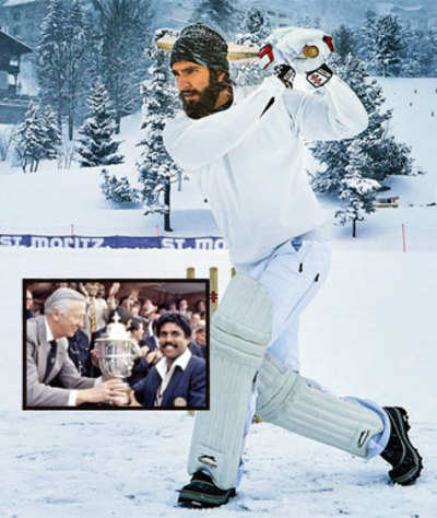 Ranveer Singh to play Kapil Dev in Kabir Khan's film on India's 1983 Cricket World Cup win