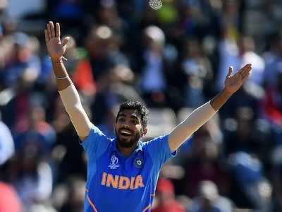 Cricket World Cup: Jasprit Bumrah, Mohammed Shami power India to narrow victory over Afghanistan